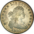 Early Dollars, 1800 $1 12 Arrows, B-17, BB-196, R.1 AU55 PCGS....