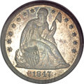 Seated Dollars, 1847 $1 MS62 NGC....