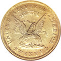 Territorial Gold, 1853 $20 Assay Office Twenty Dollar, 900 Thous. MS61 NGC....