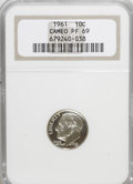 Proof Roosevelt Dimes: , 1961 10C PR69 Cameo NGC. NGC Census: (152/0). PCGS Population(66/0). Numismedia Wsl. Price for NGC/PCGS coin in PR69: $45...