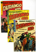 Golden Age (1938-1955):Western, The Durango Kid Group - Mile High pedigree (Magazine Enterprises,1949) Condition: Average FN.... (Total: 17 Comic Books)