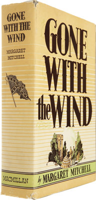 Margaret Mitchell. Gone with the Wind. New York: The Macmillan Company, 1936