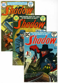 Bronze Age (1970-1979):Miscellaneous, The Shadow Group (DC, 1973-75) Condition: Average FN/VF.... (Total:6 Comic Books)