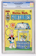 Bronze Age (1970-1979):Humor, Richie Rich Fortunes #29 File Copy (Harvey, 1976) CGC NM+ 9.6 Off-white to white pages....