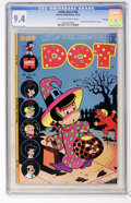 Bronze Age (1970-1979):Cartoon Character, Little Dot #156 File Copy (Harvey, 1974) CGC NM 9.4 Off-white towhite pages....