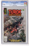 Bronze Age (1970-1979):Adventure, Turok, Son of Stone #122 Don Rosa Collection pedigree (Gold Key, 1979) CGC NM+ 9.6 White pages....