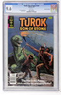 Bronze Age (1970-1979):Adventure, Turok, Son of Stone #120 Don Rosa Collection pedigree (Gold Key, 1979) CGC NM+ 9.6 White pages....