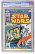 Bronze Age (1970-1979):Science Fiction, Star Wars #30 Don Rosa Collection pedigree (Marvel, 1979) CGC NM 9.4 White pages....