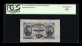 Fractional Currency:Third Issue, Fr. 1274SP 15c Third Issue Wide Margin Face PCGS Very Choice New 64....