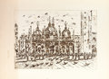 Texas, CLINTON KING (American, 1901-1979). San Marco, 1974. Etchingwith aquatint. 22 x 29-3/4 inches (55.9 x 75.6 cm). Ed.18/4...