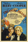 "Movie Posters:Adventure, Treasure Island (MGM, 1934). One Sheet (27"" X 41"") Style D. ..."
