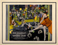 "Movie Posters:Comedy, Saturday Night (Paramount, 1922). Half Sheet (22"" X 28"")...."