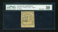 Colonial Notes:Connecticut, Connecticut October 11, 1777 2d PMG Very Fine 30....