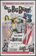"Movie Posters:Rock and Roll, Go-Go Big Beat (El Dorado Films, 1965). One Sheet (27"" X 41""). Rockand Roll...."