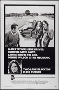 "Movie Posters:Cult Classic, Two-Lane Blacktop (Universal, 1971). One Sheet (27"" X 41""). CultClassic...."