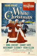"""Movie Posters:Musical, White Christmas (Paramount, 1954). One Sheet (27"""" X 41"""")...."""