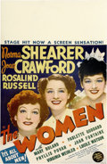 """Movie Posters:Comedy, The Women (MGM, 1939). Window Card (14"""" X 22"""")...."""