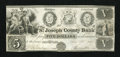 Obsoletes By State:Michigan, Centerville, MI- The St. Joseph County Bank $5 Dec. 26, 1837 G8. ...