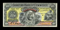 Canadian Currency: , Toronto, ON- The Canadian Bank of Commerce $10 Jan. 8, 1907 Ch. #75-14-24. ...