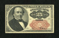 Fractional Currency:Fifth Issue, Fr. 1309 25c Fifth Issue About New....