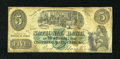 Obsoletes By State:Ohio, Warren, OH- Reed & Adams $5 Ad Note circa 1900. ...