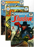 Bronze Age (1970-1979):Miscellaneous, The Shadow Group (DC, 1973-75) Condition: Average VG/FN.... (Total:4 Comic Books)