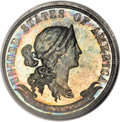 Patterns, 1869 25C Standard Silver Quarter Dollar, Judd-728, Pollock-809,High R.6, PR64 NGC....