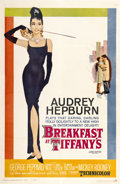 "Movie Posters:Romance, Breakfast at Tiffany's (Paramount, 1961). One Sheet (27"" X 41"")...."