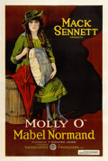 "Movie Posters:Comedy, Molly O (Associated First National Pictures, 1921). One Sheet (27""X 40.5"") Style B...."