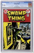 Bronze Age (1970-1979):Horror, Swamp Thing #7 (DC, 1973) CGC NM+ 9.6 White pages....
