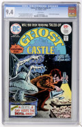Bronze Age (1970-1979):Horror, Tales of Ghost Castle #1 (DC, 1975) CGC NM 9.4 White pages....