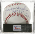 "Autographs:Baseballs, Sparky Anderson ""HOF 2000"" Single Signed Baseball, PSA Mint+ 9.5. AWorld Series-winning manager in each of the leagues, HO..."