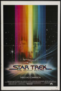 """Movie Posters:Science Fiction, Star Trek: The Motion Picture (Paramount, 1979). One Sheet (27"""" X41"""") Advance. Science Fiction. Starring William Shatner, L..."""