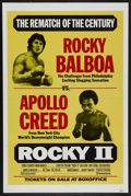 "Movie Posters:Sports, Rocky II (United Artists, 1979). One Sheet (27"" X 41""). Sports Drama. Starring Sylvester Stallone, Talia Shire, Burt Young, ..."