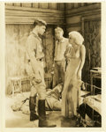 """Movie Posters:Romance, Clark Gable and Jean Harlow in """"Red Dust"""" Publicity Still (MGM, 1932). Still (8"""" X 10"""")...."""