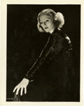 """Movie Posters:Miscellaneous, Tallulah Bankhead Publicity Still (Paramount, 1930s). Still (8"""" X 10"""")...."""