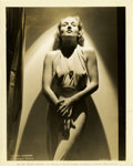 "Movie Posters:Miscellaneous, Carole Lombard Portrait Still (Paramount, 1936). Still (8"" X10"")...."