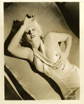 """Movie Posters:Miscellaneous, Jean Harlow Publicity Still (MGM, 1933). Still (8"""" X 10"""")...."""