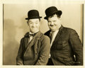 "Movie Posters:Comedy, Laurel and Hardy Publicity Still (Hal Roach/MGM, 1930s). Still (8""X 10"")...."
