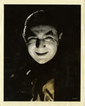 """Movie Posters:Horror, Bela Lugosi in Mark of the Vampire Publicity Still by Clarence Sinclair Bull(MGM, 1935). Still (8"""" X 10"""")...."""