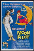 "Movie Posters:Comedy, Moon Pilot (Buena Vista, 1962). One Sheet (27"" X 41""). Comedy...."