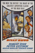 "Movie Posters:Adventure, Billy Budd (Allied Artists, 1962). One Sheet (27"" X 41"").Adventure...."