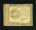 Colonial Notes:Continental Congress Issues, Continental Currency January 14, 1779 $55 Very Fine-ExtremelyFine....