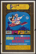 "Movie Posters:Animated, 1001 Arabian Nights (Columbia, 1959). One Sheet (27"" X 41"").Animated...."