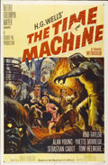 "Movie Posters:Science Fiction, The Time Machine (MGM, 1960). One Sheet (27"" X 41"")...."