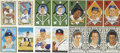 Baseball Collectibles:Others, Perez-Steele Masterworks Complete Sets Lot of 2. Here we presenttwo complete sets of the gorgeously rendered Perez-Steele ...