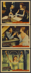 "Movie Posters:Musical, Pal Joey (Columbia, 1957). Lobby Cards (3) (11"" X 14""). Musical.... (Total: 3 Items)"