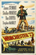 "Movie Posters:Western, Winchester '73 (Universal International, 1950). One Sheet (27"" X41"")...."