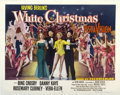 "Movie Posters:Musical, White Christmas (Paramount, 1954). Half Sheet (22"" X 28"")...."