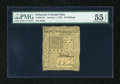 Colonial Notes:Delaware, Delaware January 1, 1776 20s PMG About Uncirculated 55 EPQ....